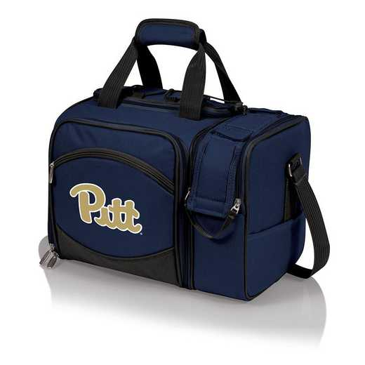 508-23-915-504-0: Pittsburgh Panthers - Malibu Picnic Tote (Navy)