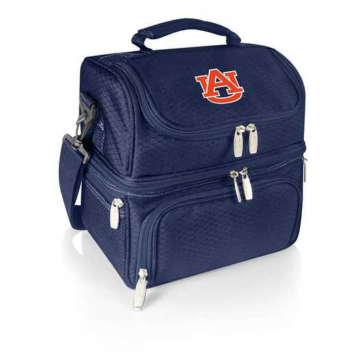 512-80-138-044-0: Auburn Tigers - Pranzo Lunch Tote (Navy)
