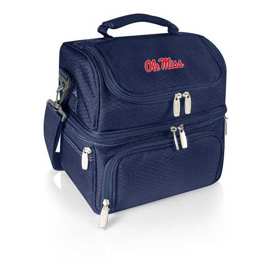 512-80-138-374-0: Ole Miss Rebels - Pranzo Lunch Tote (Navy)