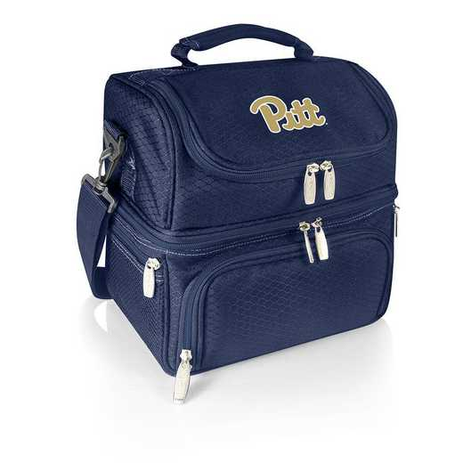 512-80-138-504-0: Pittsburgh Panthers - Pranzo Lunch Tote (Navy)