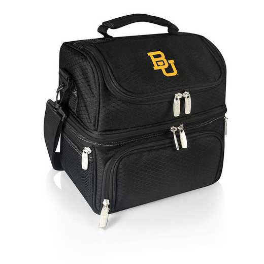 512-80-175-924-0: Baylor Bears - Pranzo Lunch Tote (Black)