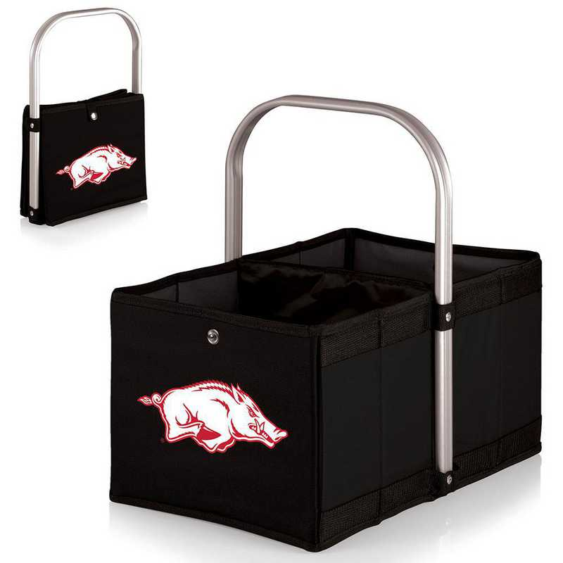 546-00-179-034-0: Arkansas Razorbacks - Urban Basket (Black)