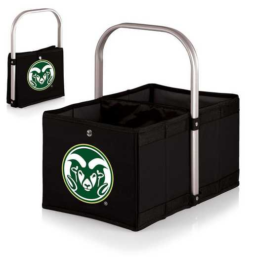 546-00-179-134-0: Colorado State Rams - Urban Basket (Black)