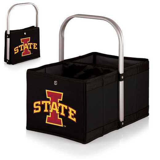 546-00-179-234-0: Iowa State Cyclones - Urban Basket (Black)