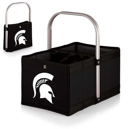 546-00-179-354-0: Michigan State Spartans - Urban Basket (Black)