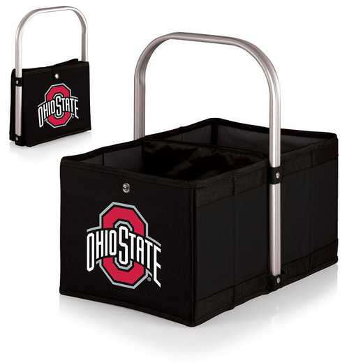 546-00-179-444-0: Ohio State Buckeyes - Urban Basket (Black)