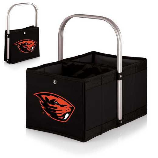 546-00-179-484-0: Oregon State Beavers - Urban Basket (Black)