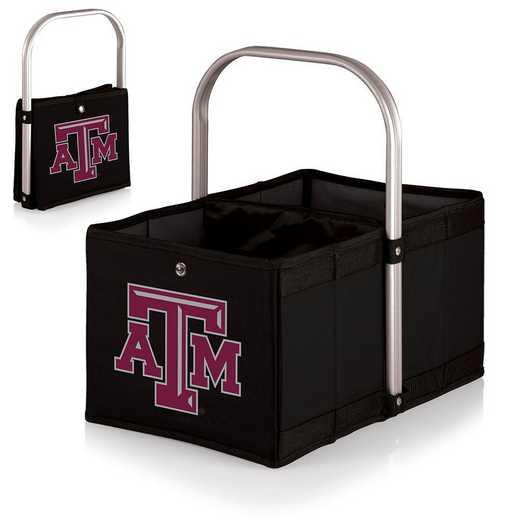 546-00-179-564-0: Texas A&M Aggies - Urban Basket (Black)