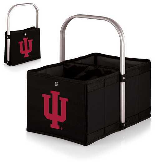 546-00-179-674-0: Indiana Hoosiers - Urban Basket (Black)