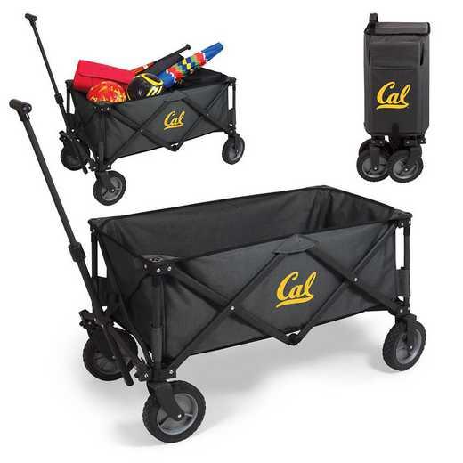 739-00-679-074-0: Cal Bears - Adventure Wagon (Dark Grey)