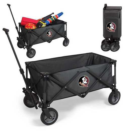 739-00-679-174-0: Florida State Seminoles - Adventure Wagon (Dark Grey)
