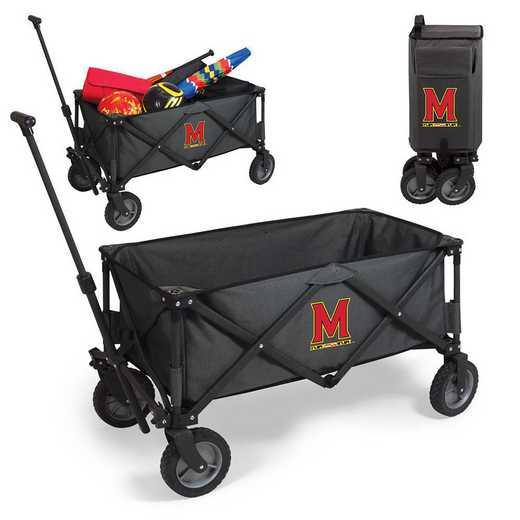 739-00-679-314-0: Maryland Terrapins - Adventure Wagon (Dark Grey)