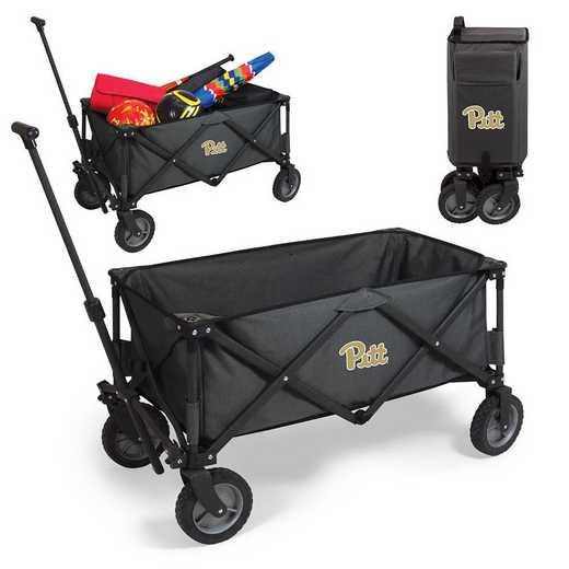 739-00-679-504-0: Pittsburgh Panthers - Adventure Wagon (Dark Grey)