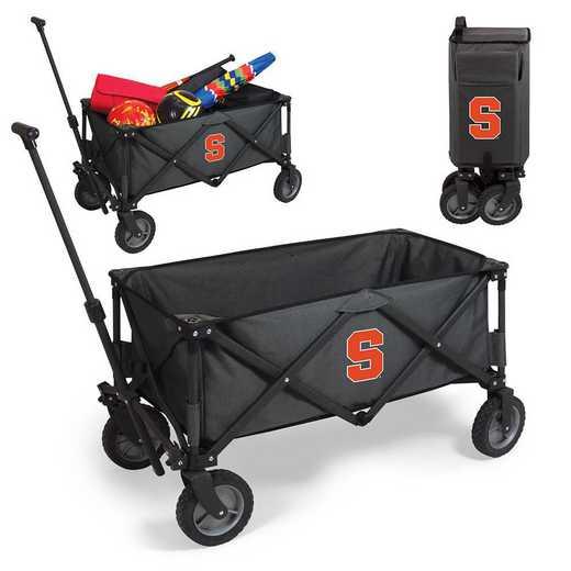 739-00-679-544-0: Syracuse Orange - Adventure Wagon (Dark Grey)