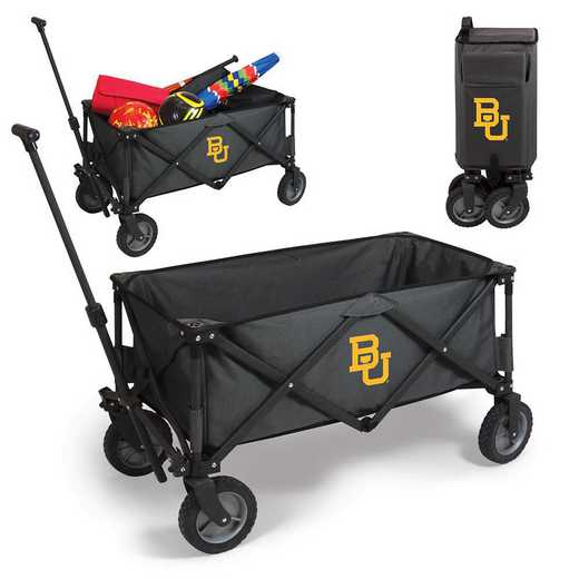 739-00-679-924-0: Baylor Bears - Adventure Wagon (Dark Grey)