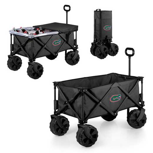 741-85-679-164-0: Florida Gators - Adventure Wagon Elite (Dark Grey)
