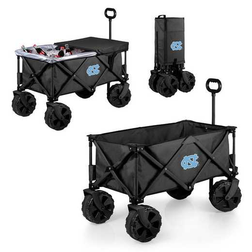 741-85-679-414-0: North Carolina Tar Heels - Adventure Wagon Elite (Dark Grey)
