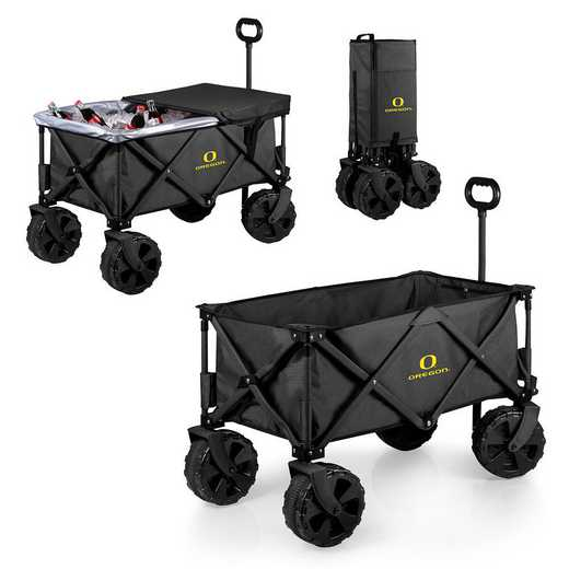 741-85-679-474-0: Oregon Ducks - Adventure Wagon Elite (Dark Grey)