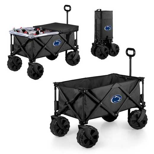 741-85-679-494-0: Penn State Nittany Lions - Adventure Wagon Elite (Dark Grey)