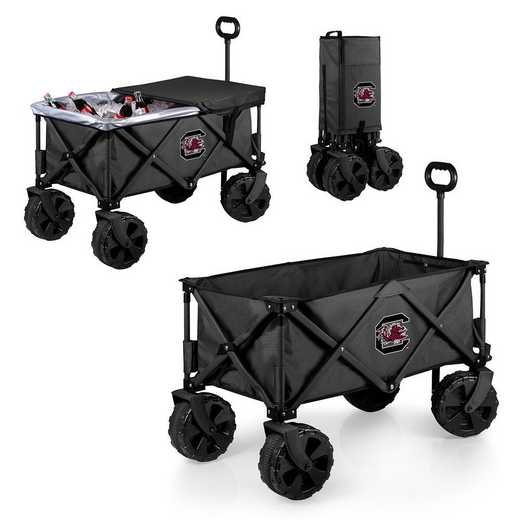 741-85-679-524-0: South Carolina Gamecocks - Adventure Wagon Elite (Dark Grey)