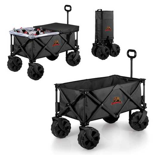 741-85-679-684-0: Cornell Big Red - Adventure Wagon Elite (Dark Grey)
