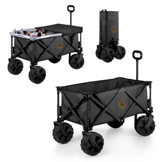 741-85-679-694-0: Wyoming Cowboys - Adventure Wagon Elite (Dark Grey)
