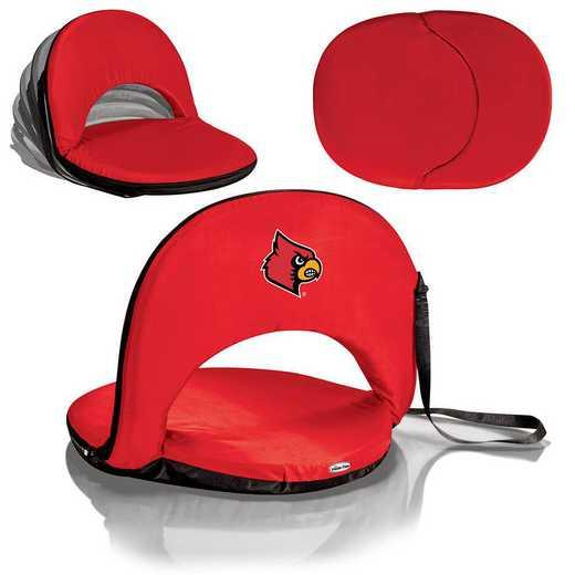 626-00-100-304-0: Louisville Cardinals - Oniva  Seat (Red)
