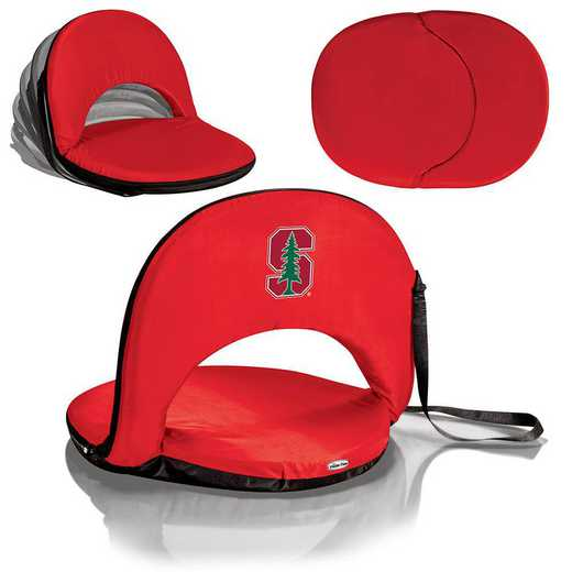 626-00-100-534-0: Stanford Cardinal - Oniva  Seat (Red)