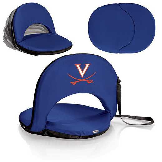 626-00-138-594-0: Virginia Cavaliers - Oniva  Seat (Navy)