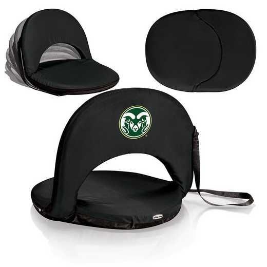 626-00-179-134-0: Colorado State Rams - Oniva  Seat (Black)