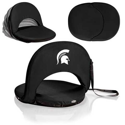 626-00-179-354-0: Michigan State Spartans - Oniva  Seat (Black)