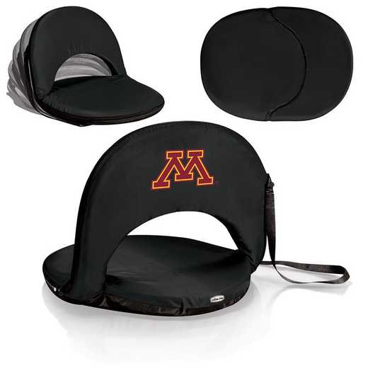 626-00-179-364-0: Minnesota Golden Gophers - Oniva  Seat (Black)