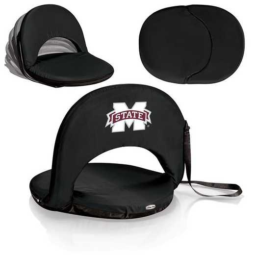 626-00-179-384-0: Mississippi State Bulldogs - Oniva  Seat (Black)