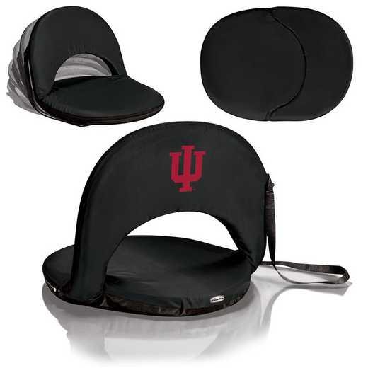 626-00-179-674-0: Indiana Hoosiers - Oniva  Seat (Black)