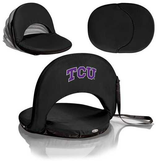 626-00-179-844-0: TCU Horned Frogs - Oniva  Seat (Black)