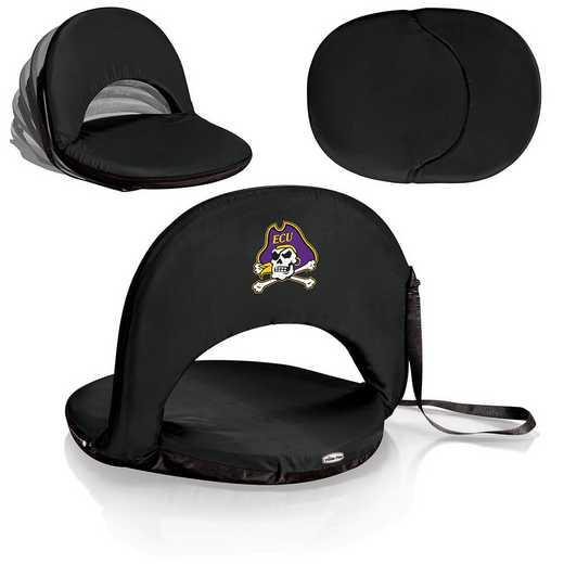 626-00-179-874-0: East Carolina Pirates - Oniva  Seat (Black)