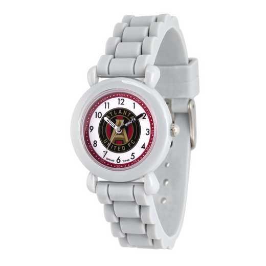 GT000018: Gametime MLS Atlanta United FC Kids' Grey Plastic Watch