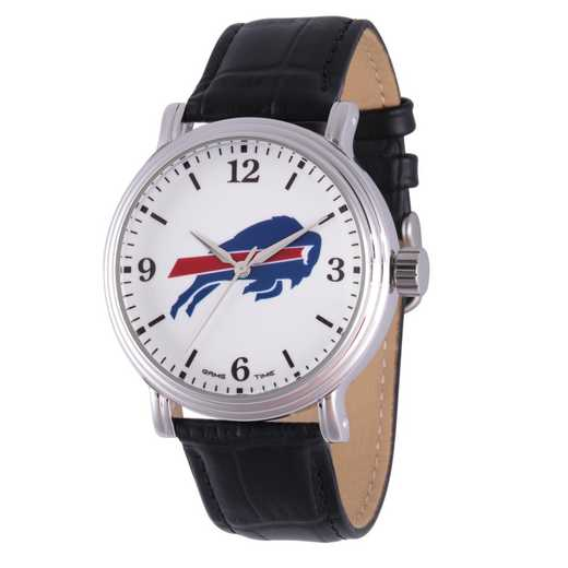GT000223: Gametime NFL Buffalo Bills Men's Shiny Silver Vintage