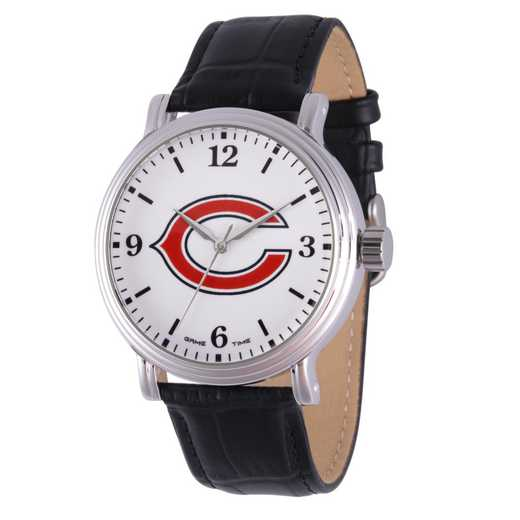 GT000227: Gametime NFL Chicago Bears Men's Shiny Silver Vintage