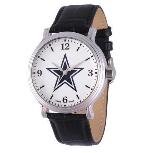 GT000233: Gametime NFL Dallas Cowboys Men's Shiny Silver Vintage