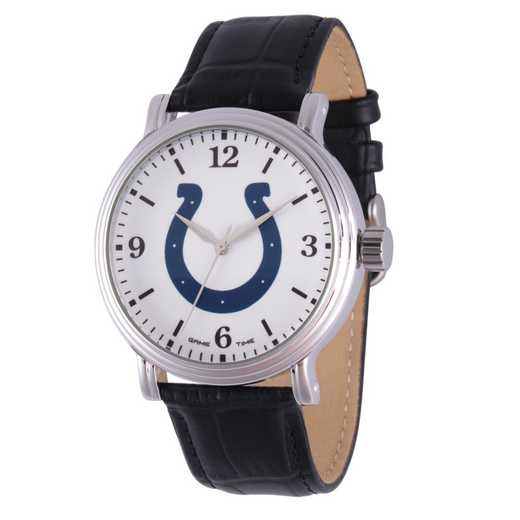 GT000243: Gametime NFL Indianapolis Colts Men's Shiny Silver Vintage