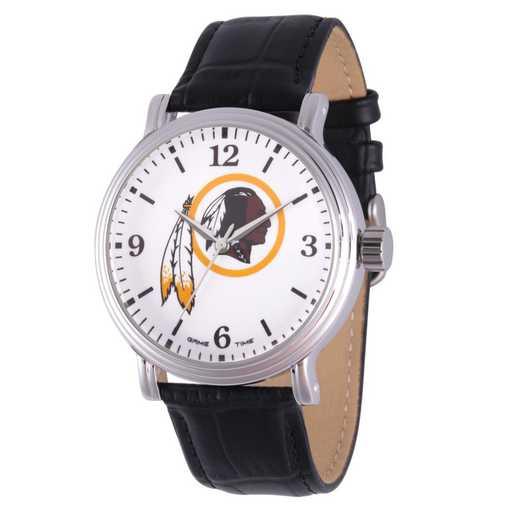 GT000279: Gametime NFL Washington Redskins Men's Shiny Silver Vintage