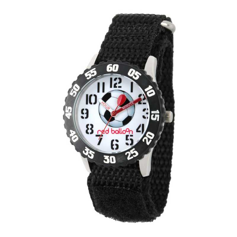 WRB000035: SSTNLS Red Balloon Boys Soccer Nylon Black Watch