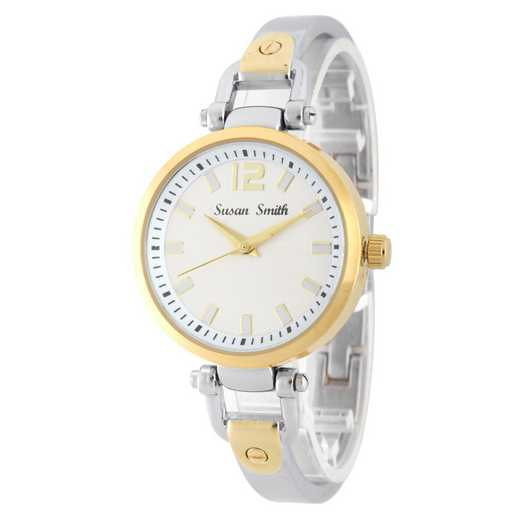 MHK005TT: Ladies Personalized Two Tone Watch