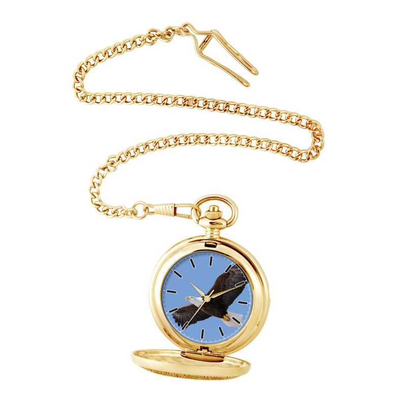 PW00071: Pocket Watch Eagle