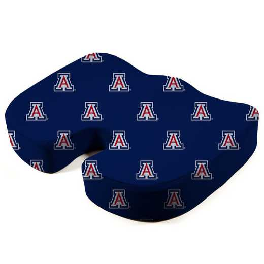 NCAASC-AZ-6:  Memory Foam Seat Cushion
