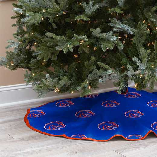 NCAACT-EBS:  Christmas Tree Skirt