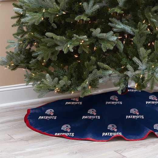 NFLCT-PAT-12:  Christmas Tree Skirt