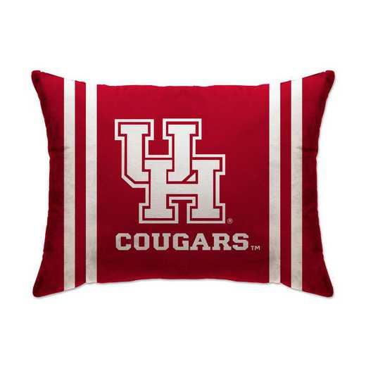 NCAALG26-EHOU:  Plush Bed Pillow 20X26