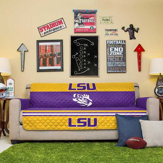 NCAAFP-LSU-4S:  Furniture Protector 75X110